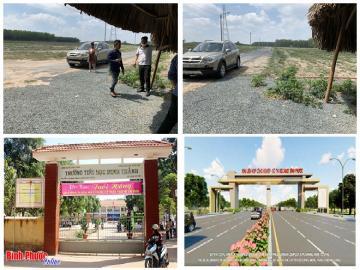 Bán đất thổ cư hót giá cực rẻ sát KCN Becamex Bình Phước, 0939303633