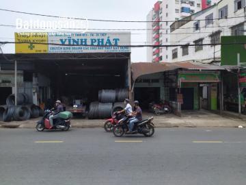 Chính chủ bán đất mặt tiền Phan huy ích, GÒ Vấp, TPHCM, 60tỷ, 0932414663