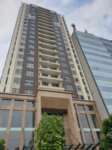 Chuyển nhượng tòa nhà cao tầng mặt đường Lê Đức Thọ/Transfer high-rise building on Le Duc Tho street, 0968934766