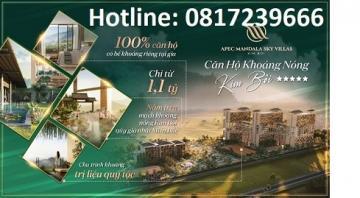 MANDALA SKY VILLAS KIM BÔI, HÒA BÌNH - Tổ hợp khách sạn khoáng nóng 6 sau quy mô lớn nhất Việt Nam