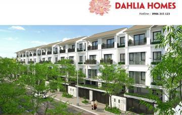 Mở bán dự án Liền Kề Dahlia Home- Gamuda Gardens- Hoàng Mai.